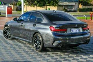 2019 BMW 3 Series G20 330i Steptronic M Sport Grey 8 Speed Sports Automatic Sedan.