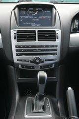 2013 Ford Falcon FG MkII XR6 Turbo Orange 6 Speed Sports Automatic Sedan