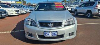 2013 Holden Caprice WM II MY12.5 V 6 Speed Sports Automatic Sedan.