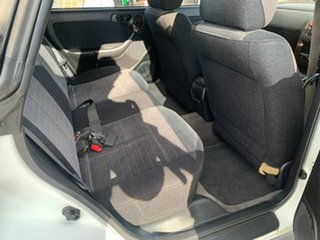 1997 Subaru Outback White 5 Speed Manual Wagon