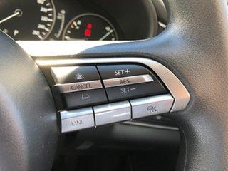 2021 Mazda CX-30 DM2W7A G20 SKYACTIV-Drive Pure Sonic Silver 6 Speed Sports Automatic Wagon