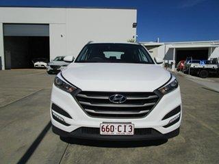 2015 Hyundai Tucson TLE Active 2WD White 6 Speed Sports Automatic Wagon.