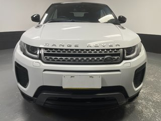 2018 Land Rover Range Rover Evoque L538 MY18 SE Dynamic White 9 Speed Sports Automatic Convertible.