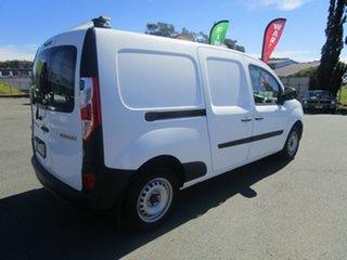 2015 Renault Kangoo F61 Phase II Maxi White 6 Speed Manual Van