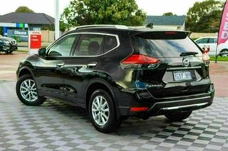 2018 Nissan X-Trail T32 Series II ST-L X-tronic 2WD Black/Grey 7 Speed Constant Variable Wagon.