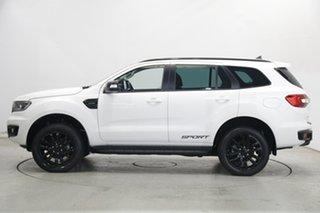 2021 Ford Everest UA II 2021.25MY Sport RWD White 10 Speed Sports Automatic SUV.
