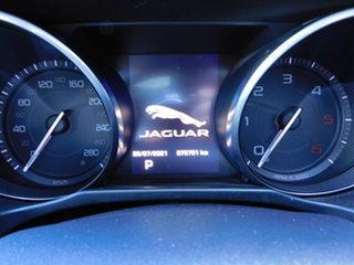 2015 Jaguar XE X760 MY16 20d R-Sport Red 8 Speed Sports Automatic Sedan