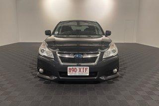 2013 Subaru Liberty B5 MY13 2.5i Lineartronic AWD Premium Grey 6 speed Automatic Wagon.