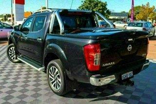 2017 Nissan Navara D23 S2 ST-X Black/Grey 7 Speed Sports Automatic Utility.