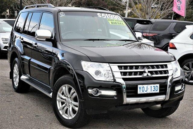 Used Mitsubishi Pajero NX MY19 GLX Phillip, 2019 Mitsubishi Pajero NX MY19 GLX Black 5 Speed Sports Automatic Wagon