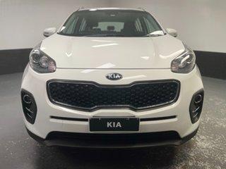2016 Kia Sportage QL MY16 Si 2WD White 6 Speed Sports Automatic Wagon.