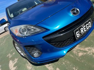 2011 Mazda 3 BL10L2 SP25 Activematic 5 Speed Sports Automatic Hatchback.
