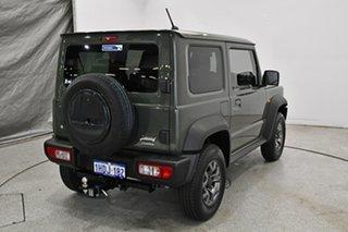 2020 Suzuki Jimny JB74 GLX Emerald Green 4 Speed Automatic Hardtop
