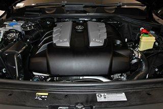 2016 Volkswagen Touareg 7P MY17 V6 TDI Tiptronic 4MOTION Black 8 Speed Sports Automatic Wagon