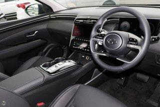 2021 Hyundai Tucson NX4.V1 MY22 Highlander D-CT AWD Silver 7 Speed Sports Automatic Dual Clutch