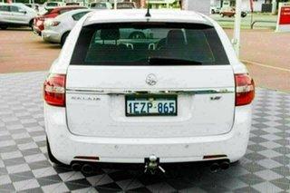 2015 Holden Calais VF II MY16 V Sportwagon White 6 Speed Sports Automatic Wagon.