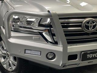 2020 Toyota Landcruiser VDJ200R VX Silver 6 Speed Sports Automatic Wagon.