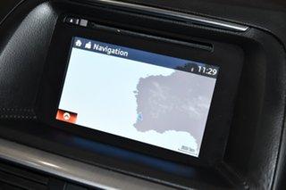 2015 Mazda CX-5 KE1072 Maxx SKYACTIV-Drive Sport Dark Blue 6 Speed Sports Automatic Wagon
