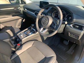 2021 Mazda CX-5 KF4WLA Touring SKYACTIV-Drive i-ACTIV AWD Polymetal Grey 6 Speed Sports Automatic