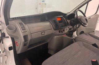 2014 Renault Trafic X83 Phase 3 Low Roof LWB White 6 speed Manual Van