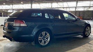 2008 Holden Commodore VE MY09 SV6 Sportwagon Blue 5 Speed Sports Automatic Wagon