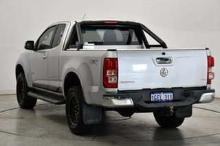 2014 Holden Colorado RG MY14 LTZ Space Cab Silver 6 Speed Sports Automatic Utility