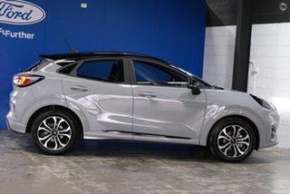 2021 Ford Puma JK 2021.75MY ST-Line Grey 7 Speed Sports Automatic Dual Clutch Wagon