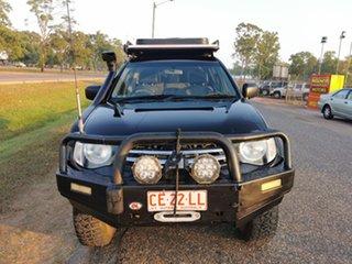 2015 Mitsubishi Triton MN MY15 GLX Double Cab Black 5 Speed Manual Utility.