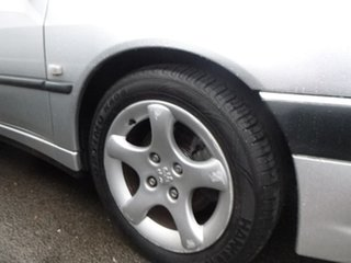 2001 Peugeot 306 N5 Silver Automatic Convertible