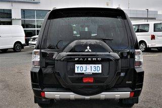 2019 Mitsubishi Pajero NX MY19 GLX Black 5 Speed Sports Automatic Wagon