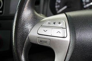 2011 Toyota Hilux KUN16R MY12 SR Glacier White 5 Speed Manual Dual Cab Pick-up