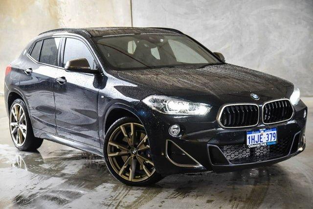 Used BMW X2 F39 M35i Coupe Steptronic AWD Osborne Park, 2019 BMW X2 F39 M35i Coupe Steptronic AWD Black 8 Speed Sports Automatic Wagon