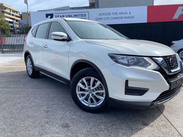 Used Nissan X-Trail T32 Series II ST X-tronic 2WD Homebush, 2019 Nissan X-Trail T32 Series II ST X-tronic 2WD White 7 Speed Constant Variable Wagon