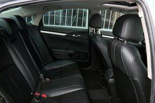 2016 Honda Civic 10th Gen MY16 RS Lunar Silver 1 Speed Constant Variable Sedan
