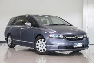 2008 Honda Odyssey 3rd Gen MY07 Greyish Mauve 5 Speed Sports Automatic Wagon.