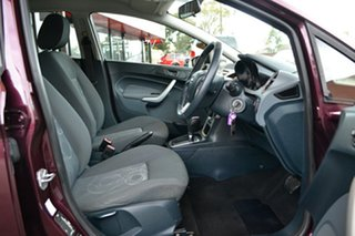 2012 Ford Fiesta WT LX PwrShift Purple 6 Speed Sports Automatic Dual Clutch Hatchback.
