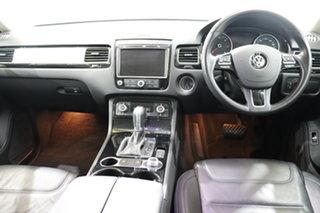 2015 Volkswagen Touareg 7P MY15 150TDI Tiptronic 4MOTION Blue 8 Speed Sports Automatic Wagon