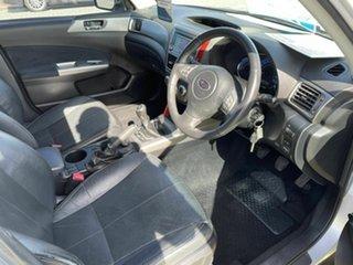 2008 Subaru Forester MY09 XS Premium Silver 5 Speed Manual Wagon