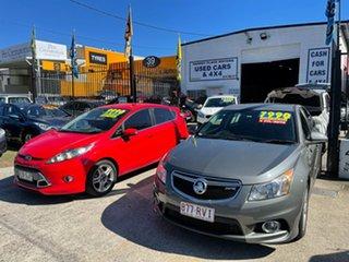 2012 Ford Fiesta WT Zetec Red 5 Speed Manual Hatchback