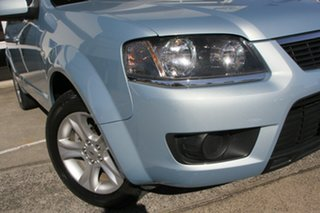 2009 Ford Territory SY MkII TX Blue 4 Speed Sports Automatic Wagon.