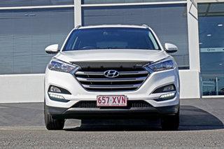 2017 Hyundai Tucson TL2 MY18 Elite 2WD White 6 Speed Sports Automatic Wagon.