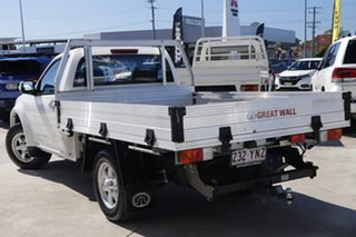 2018 Great Wall Steed K2 4x2 White 6 Speed Manual Cab Chassis.