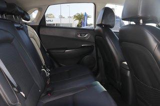 2019 Hyundai Kona OS.3 MY20 Highlander 2WD White 6 Speed Sports Automatic Wagon