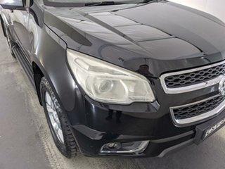 2012 Holden Colorado 7 RG MY13 LTZ Black 6 Speed Sports Automatic Wagon.