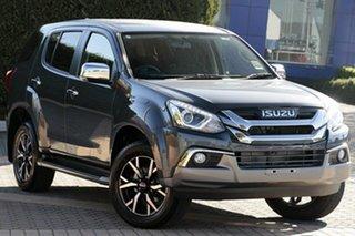 2021 Isuzu MU-X MY19 LS-U Rev-Tronic 4x2 Obsidian Grey 6 Speed Sports Automatic Wagon.