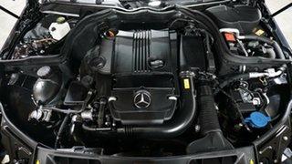 2013 Mercedes-Benz C-Class W204 MY13 C250 Estate 7G-Tronic + Avantgarde Obsidian Black 7 Speed.