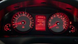 2007 Holden Ute VE SV6 Green 6 Speed Manual Utility