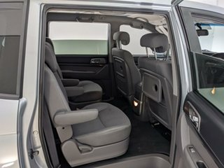 2014 Ssangyong Stavic A100 MY14 Silver 5 Speed Sports Automatic Wagon