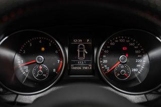 2011 Volkswagen Golf VI MY11 GTI DSG Red 6 Speed Sports Automatic Dual Clutch Hatchback