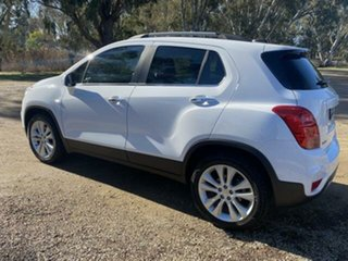 2017 Holden Trax TJ MY18 LT White 6 Speed Automatic Wagon